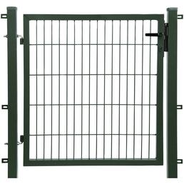 FLORAWORLD Einzeltor, komplett, BxH: 95 x 120 cm, Stahl, grün
