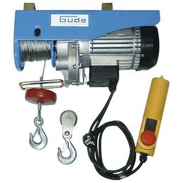 GÜDE Elektrischer Seilzug »GSZ 300/600«