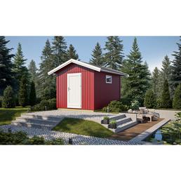 GARTENPRO Elementhaus »Nordic«, B x T: 328 x 380 cm, Spitzdach
