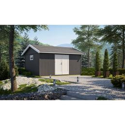 GARTENPRO Elementhaus »Nordic«, B x T: 490 x 438 cm, Spitzdach