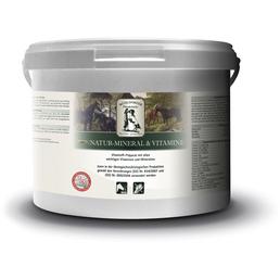 Ergänzungsfuttermittel für Pferde »Bio«, Natur-Mineral und Vitamine, Eimer, groß, Pferdefutter