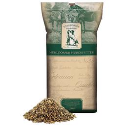 Ergänzungsfuttermittel für Pferde »Müsli und Vollkorn «, Scottish Mash & Kräuter, Pferdefutter