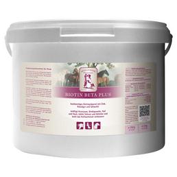 Ergänzungsfuttermittel für Pferde »Supplemente und Öle«, Biotin Beta Plus, Eimer, Pferdefutter