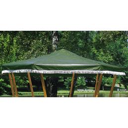 PROMADINO Ersatzdach, B x H x T: 340 x 1 x 286 cm, grün