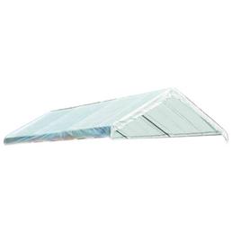 SIENA GARDEN Ersatzdach für Pavillon, BxHxT: 595 x 265 x 295 cm, weiß, Polyethylen (PE)