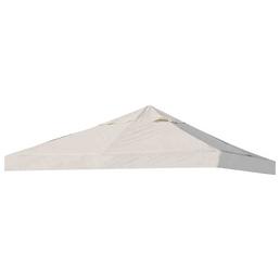 SIENA GARDEN Ersatzdach für Pavillon »Korfu«, BxHxT: 350 x 0 x 350 cm, beige, Polyester