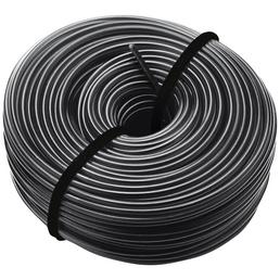 BOSCH Ersatzfadenspule, Durchmesser 1,6 mm, 24 m, für Rasentrimmer