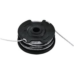 BOSCH Ersatzfadenspule, Durchmesser 1,6 mm, 6 m, für Rasentrimmer