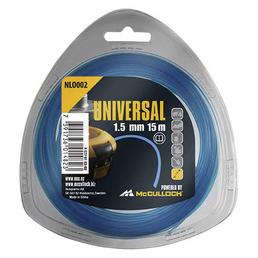 UNIVERSAL Ersatzfadenspule, Nylon, blau