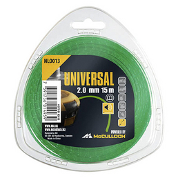 UNIVERSAL Ersatzfadenspule, Nylon, grün