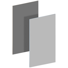 TraumGarten Erweiterungsverkleidung »BINTO«, Holz-Kunststoff-Verbundwerkstoff, LxH: 66 x 118 cm