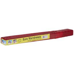 LEINA-WERKE Euro-Warndreieck, Kunststoff