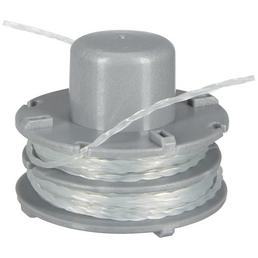 MR. GARDENER Fadenspule, Kunststoff/nylon, grau/transparent