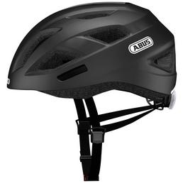 ABUS Fahrradhelm »City«, L (57 – 61 cm), schwarz