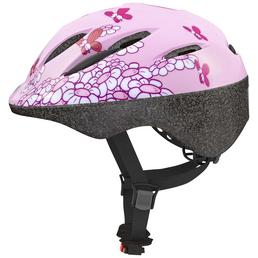 ABUS Fahrradhelm »Kids«, S (48 – 54 cm), pink