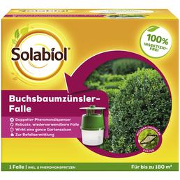 Solabiol Falle, Bio-Qualität