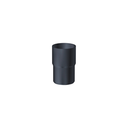 SAREI Fallrohrverbinder »Dachentwässerung«, Aluminium, Länge: 7 cm