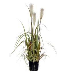 mica® decorations Federgras, Kunstpflanze