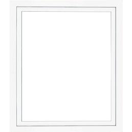 RORO Fenster »B70/5K«, Kunststoff, weiß, Glasstärke 36mm