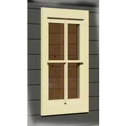 WOODFEELING Fenster für Gartenhäuser