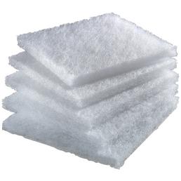 JUWEL AQUARIUM Filtermedium »bioPad«, BxHxT: 9,5  x 0,5  x 9,5  cm, weiß