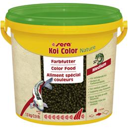 sera Fisch-Farbfutter »Koi Color Nature Medium«, Pond, 3800 ml (1300g)