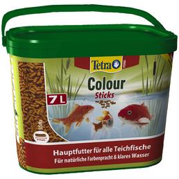 TETRA Fischfutter »Colour Sticks«, 7 l, 1300 g