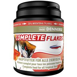 DENNERLE Fischfutter »Complete Flakes«, 200 ml, 38 g