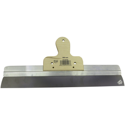 CONNEX Flächenspachtel, Edelstahl / Aluminium / Holz