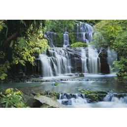 KOMAR Foto-Papiertapete »Pura Kaunui Falls«, Breite 368 cm, inkl. Kleister