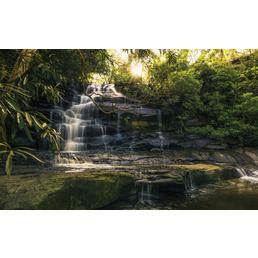 KOMAR Foto-Vliestapete »Golden Falls«, Breite 450 cm, seidenmatt