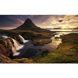 KOMAR Foto-Vliestapete »Guten Morgen«, Breite 400 cm, seidenmatt