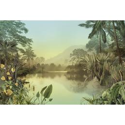KOMAR Foto-Vliestapete »Lac Tropical«, Breite 400 cm, seidenmatt
