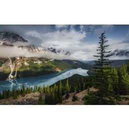 KOMAR Foto-Vliestapete »Wonderland Canada«, Breite 450 cm, seidenmatt