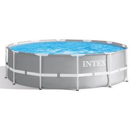 INTEX Framepool Ø x H: 366 cm x 99 cm