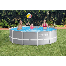 INTEX Framepool,  rund, Ø x H: 366  x 99 cm
