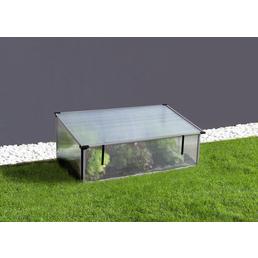 PERGART Frühbeet »Levana 2«, BxLxH: 55 x 95 x 32 cm, Aluminium