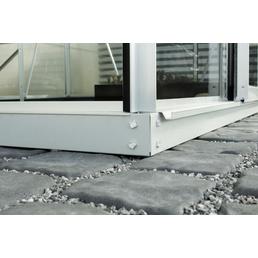 VITAVIA Fundament, BxLxH: 192 x 65 x 6 cm, Aluminium