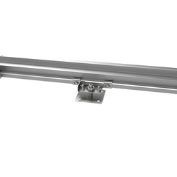 BIOHORT Fundament »SmatBase«, Stahl/Aluminium, BxL: 172 x 212 cm