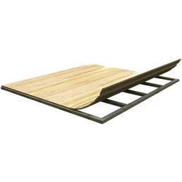 WOODFEELING Fußboden, BxT: 240 x 240 cm