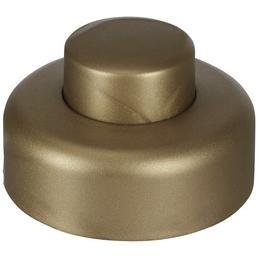 KOPP Fußtretschalter, Thermoplast, Gold