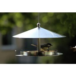 LUXUS-VOGELHAUS Futterhaus »Silberglanz«, Wildvögel