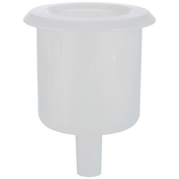 FLORAWORLD Gärglocke »Classic«, Ø: 9 mm, Kunststoff, weiß