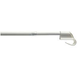 LIEDECO Gardinenstange  Länge 1350 mm, Ø 12 mm, kunststoff metall