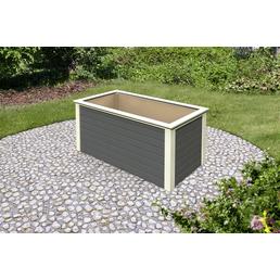 KARIBU Garten-Fertigbausatz »Hochbeet«, BxHxL: 203 x 92 x 105 cm, Holz