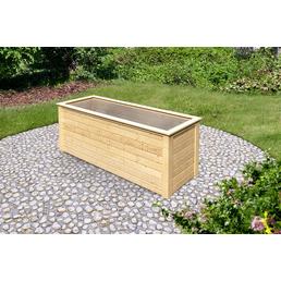 Garten-Fertigbausatz »Hochbeet«, BxHxL: 248 x 92 x 88 cm, Holz