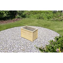 KARIBU Garten-Fertigbausatz »Hochbeet«, BxHxL: 63 x 64 x 96 cm, Holz
