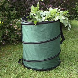FLORAWORLD Gartenabfallsack »Kompakt Premium«, 166 l, grün