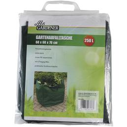 MR. GARDENER Gartenabfalltasche, 250 l, grün