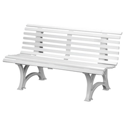 BLOME Gartenbank »Helgoland«, 3-Sitzer, B x T x H: 150 x 64 x 80 cm